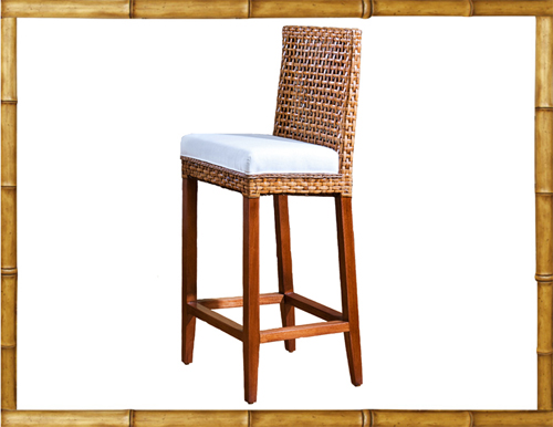Non-Swivel Bar Stool